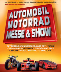 2. INT. Automobil- und Motorrad-Messe & Show@Dreiländerhalle