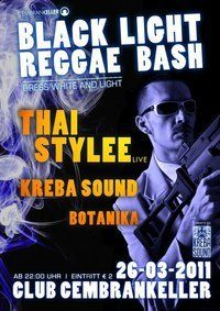 Black Light Reggae Bash
