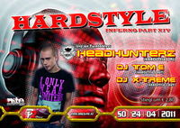 Headhunterz beim Hardstyle Inferno Part XIV