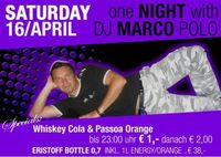 One Night with DJ Marco Polo
