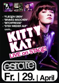 Kitty Kat live on Stage