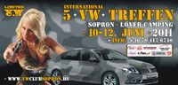 5. VW Treffen Sopron