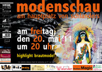 Modeschau in Schlanders