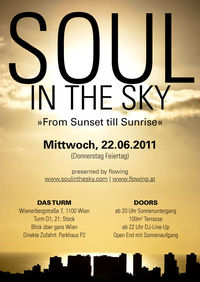 Soul in the sky@Das Turm