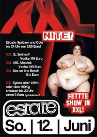 XXL Nite - Fette Show in XXL