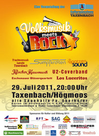 Volksmusik meets Rock