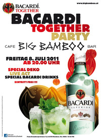 Bacardi Togehter Party