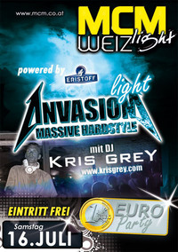Invasion Massive Hardstyle light
