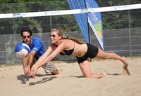 Volksbank Beachvolley Bädersommer - Eventtag