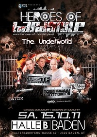 Heroes of Hardstyle - The Underworld