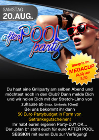 AfterPOOL Party