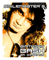Smilemaster´s Birthday Bash