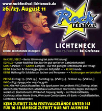 Rockfestival Lichteneck