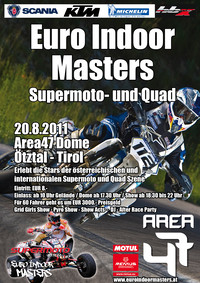 Euro Indoor Masters@Area 47
