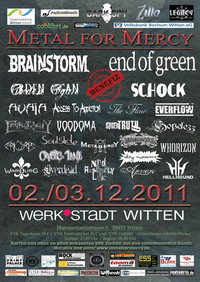 Metal For Mercy - Das Benefizfestival -