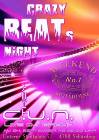 Crzay Beat's Night - WEEKEND