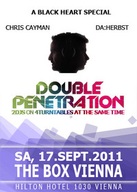 Double Penetration  Herbst & Chris Cayman