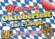 Maurer's Oktoberfest 2011
