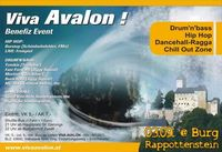 Viva Avalon Benefiz Event