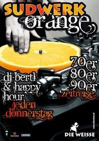 Sudwerk Orange  70er-80er-90er ZEITREISE