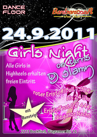 Girls Night - mit Gast DJ Slamy
