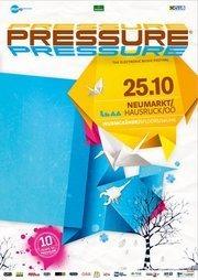 PRESSURE festival - 10 years - 25. OKT 2011