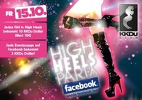 Facebook High Heels Party