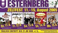 Esternberger Zeltfesttage@Sportzentrum