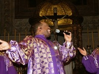 Harlem Christmas Gospel - Das Advent Ereignis direkt aus New York!