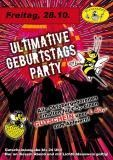 ultimative Geburtstags Party