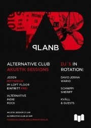 Akustik Session + Plan B Alternative Club