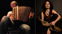 Johannes Steiner & Jessica Lurie Duo