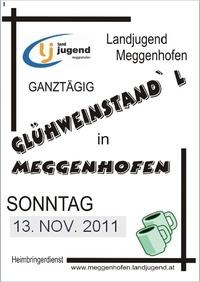 Glühweinstand'l Meggenhofen