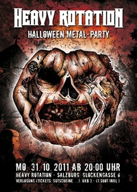 Heavy Rotation Halloween Metal-Party 2011