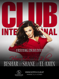 Club International feat. DJ's Shane, ELlAmin & Beshar