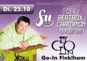 FII der Beatbox Champion LIVE