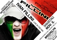 Ivan Fillini - Italien House and Dance Sensation - LIVE