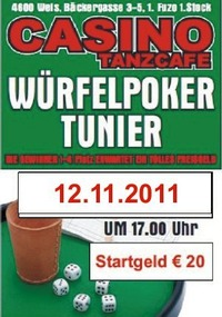 Wrfelpoker Turnier