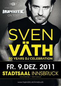 Sven Väth - 30 Years DJ-Celebration