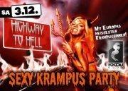 Sexy Krampus Party!