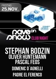 Rave on Snow - Club Night