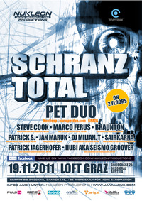 Schranz Total with Pet Duo