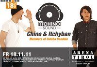 Chino & Itchyban - Members of Culcha Candela LIVE