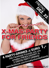 X-Mas-Party for Friends 