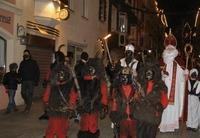 Nikolausumzug in Sterzing@Stadtzentrum
