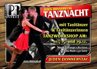 Tanznacht mit Tanzworkshop