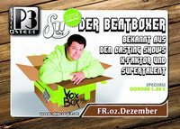 Fii der Beatboxer Live