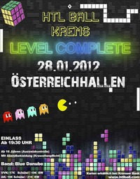 HTL Ball Krems 2012 - Level Complete