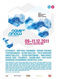 Rave On Snow 2011