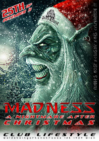 Madness - a nightmare after Christmas